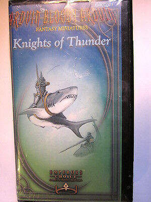 Emperors Choice Miniatures #EMCO301: Arduin Bloody Arduin KNIGHTS Of THUNDER (3)