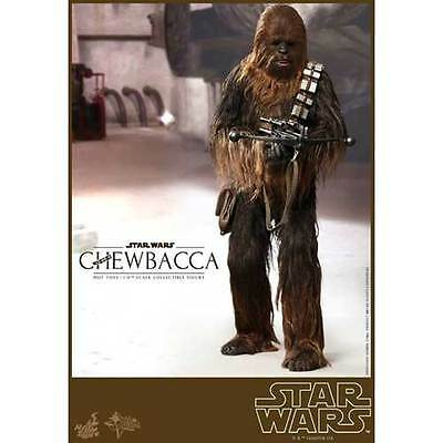 Star Wars - Chewbacca 1:6 Scale Figure NEW Hot Toys