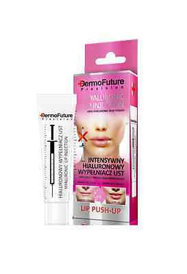 Dermofuture Precision Lip Plumper Intensive 100% Hyaluronic Acid Power Push Up