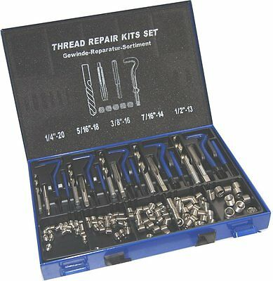 Master Thread Repair Kit  Unf 1/4 - 1/2 Can Be Used With Helicoil Inserts