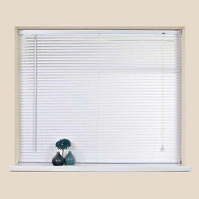 Venetian Window Blind White All Sizes Blinds White Pvc Bedroom Home Shade New