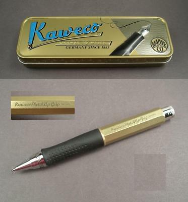 # Kaweco Sketch Up Grip Brass Kugelschreiber neu #