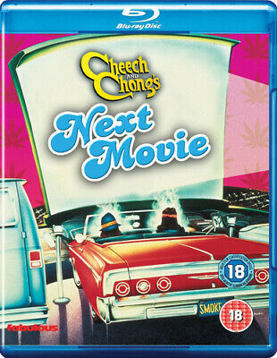 Cheech and Chong's Next Movie Blu-ray (2016) Cheech Marin ***NEW***