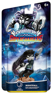 Skylanders SuperChargers Nightfall Drivers Personaggio ACTIVISION BLIZZARD