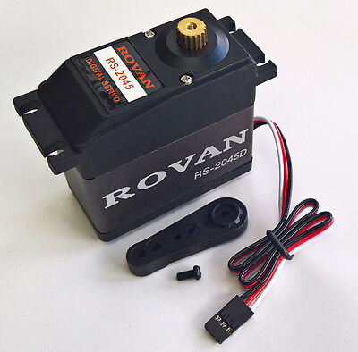 RC Steering Servo 45 Kg High Torque HV MG Servo Digital fit RC PRC KM Rovan