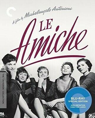 Le Amiche (Criterion Collection) [New Blu-ray] Special Edition, Widescreen