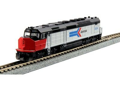 Kato 176-9201 N Scale EMD SDP40F Type I Amtrak #504 DCC Ready Locomotive