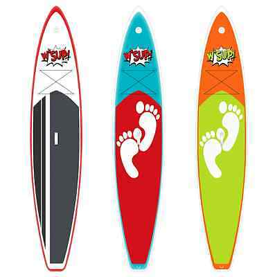 380 x 15 cm Inflatable Standup Paddle Surfboard Stand SUP Paddel Set Preis