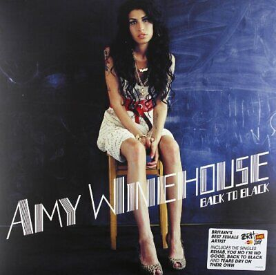 Amy Winehouse - Back To Black LP Vinile IMS-ISLAND