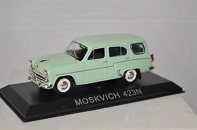 Legendary Cars Auto Die Cast  Scala 1:43 CCCP - MOSKVITCH 423N  [MZ]