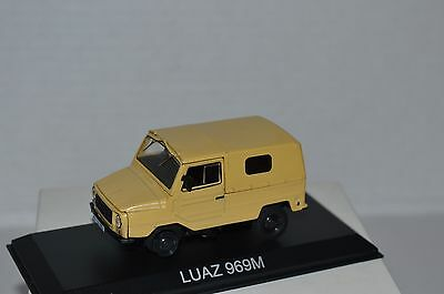 Legendary Cars Auto Die Cast Scala  1:43 -  LUAZ 969 M  [MZ]