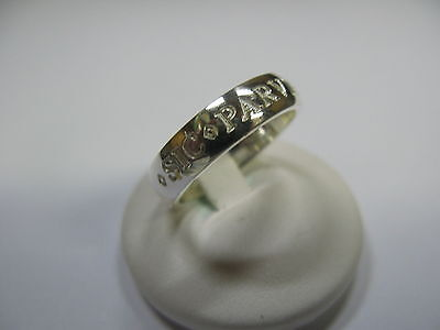 Uncharted Replica Ring Made In Silver 925 Handmade
