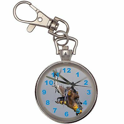New Great Paint Job Key Chain Keychain Pocket Watch