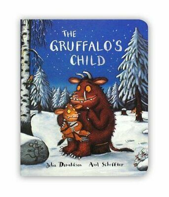 The Gruffalo's Child by Donaldson, Julia Board book Book The Cheap Fast Free