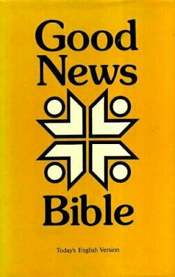 Bible: Good News Bible with Concordance by unknown Hardback Book The Cheap Fast