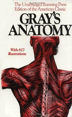 Gray's Anatomy by Gray, Henry Paperback Book The Cheap Fast Free Post