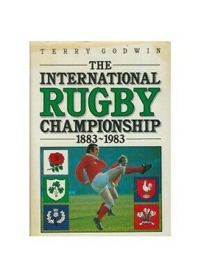 International Rugby Championship, 1883-1983 Hardback Book The Cheap Fast Free
