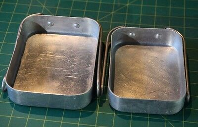 Mess Tin. Genuine Military Surplus. Ex Army.Cooking Camping