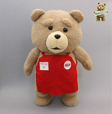 Ted 2/ Peluche Oso 48 Cm- Plush Toy Ted Bear 18,9""