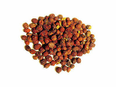 Dried HAWTHORN FRUITS  ingredient for human or animal food 200g