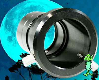"Meade SCT Thread to 2"" Adapter for LX Telescopes # 07085 (UPC  709942000306)"