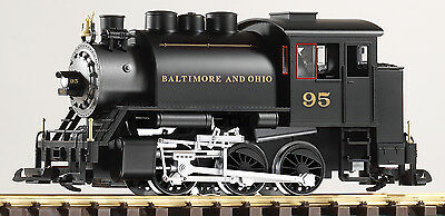 Piko G Scale B&0 O-6-0T Saddle Tank Loco | Ships In 1 Business Day | 38201