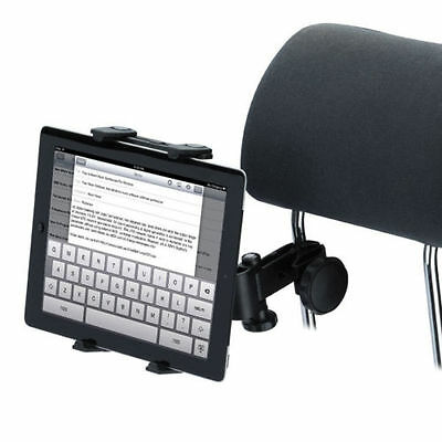 "Car Back Seat Headrest Mount Stand Holder For iPad 2/3/4 Galaxy 7-10.5"" Tablet"