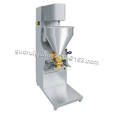 automatic electric meatball machine,meatball maker/former,4 size moulds,280kg/h