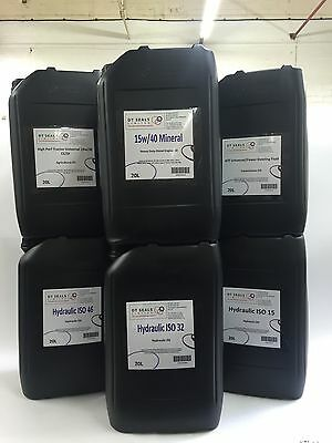 15/40 Mineral Heavy Duty Engine Oil - 20 Litres