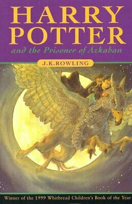 Harry Potter and the Prisoner of Azkaban (Book 3) P..., Rowling, J. K. Paperback