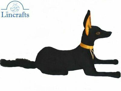 Pharaoh Hound. Anubis, Plush soft toy by Hansa from Lincrafts. 4873