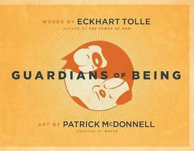 Guardians of Being, Tolle, Eckhart Hardback Book The Cheap Fast Free Post