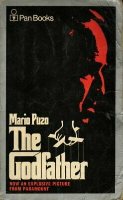 The Godfather by Puzo, Mario Paperback Book The Cheap Fast Free Post