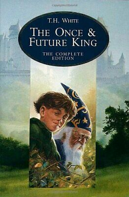 The Once and Future King by White, T. H. Paperback Book The Cheap Fast Free Post