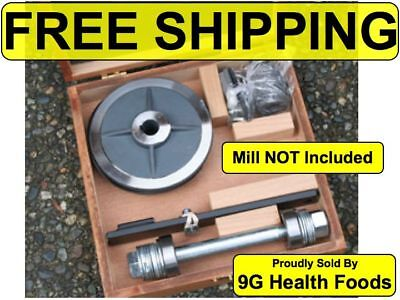 Country Living Grain Mill - Complete Case - NEW