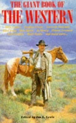 The Giant Book of the Western Paperback Book The Cheap Fast Free Post