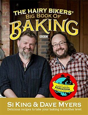 The Hairy Bikers' Big Book of Baking by Bikers, Hairy Book The Cheap Fast Free