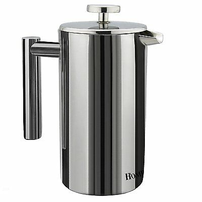 Homdox 18/10 Stainless Steel French Press Coffee Maker , 8 Cups 1 Liter 34 Oz
