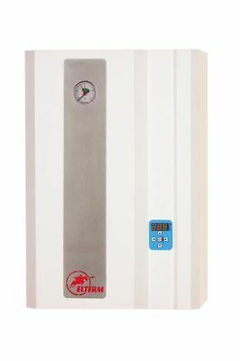 ELECTRIC BOILER 12kW (240V) + 7.5kW ELECTRIC FLOW HEATER + HEATING TAP 3.3kW