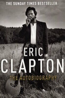 Eric Clapton: The Autobiography, Clapton, Eric Paperback Book The Cheap Fast