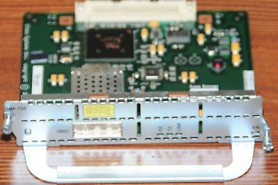 CISCO NM-1GE Module Used For CISCO 2691/3660/3725/3745/3825 Routers 6MthWty