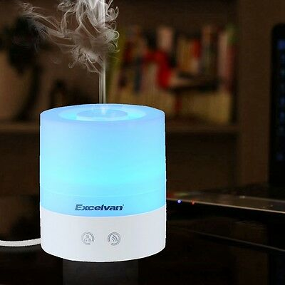 NEW Oil Aroma Diffuser Ultrasonic Humidifier Air Mist Aromatherapy Purifier UK