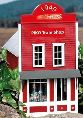 Piko G Scale Piko Train Shop Built Up | Ships In 1 Business Day | 62705