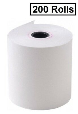 200 Rolls 57x40mm Eftpos Thermal Receipt Rolls ($0.52 per roll)