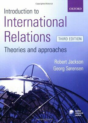 Introduction to International Relations: Theorie... by Sorensen, Georg Paperback