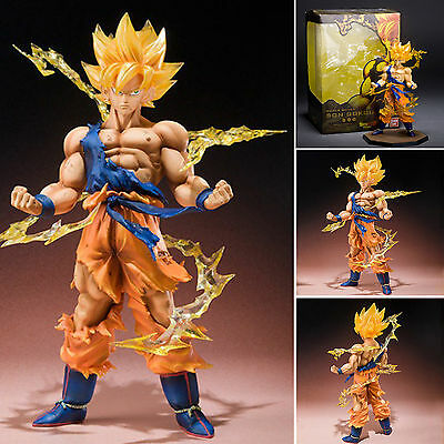 Dragon Ball Z Super Saiyan Son Goku Anime Manga Figurine Figure Toy Collection