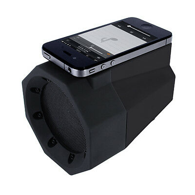 Thumbs Up Touch Boombox Speaker Wireless or Wired iPhone Android MP3