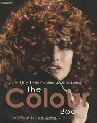 The Colour Book: The Official Gui... by McMillan-Bodell, Chr Mixed media product