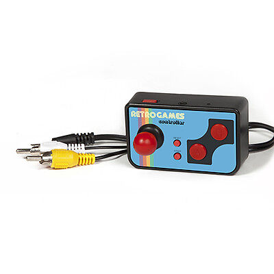 Retro 8 Bit Mini Plug & Play TV Games Console Controller With 200 Classic Games