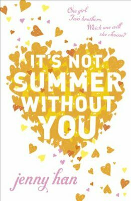 It's Not Summer Without You: 2 by Han, Jenny Paperback Book The Cheap Fast Free